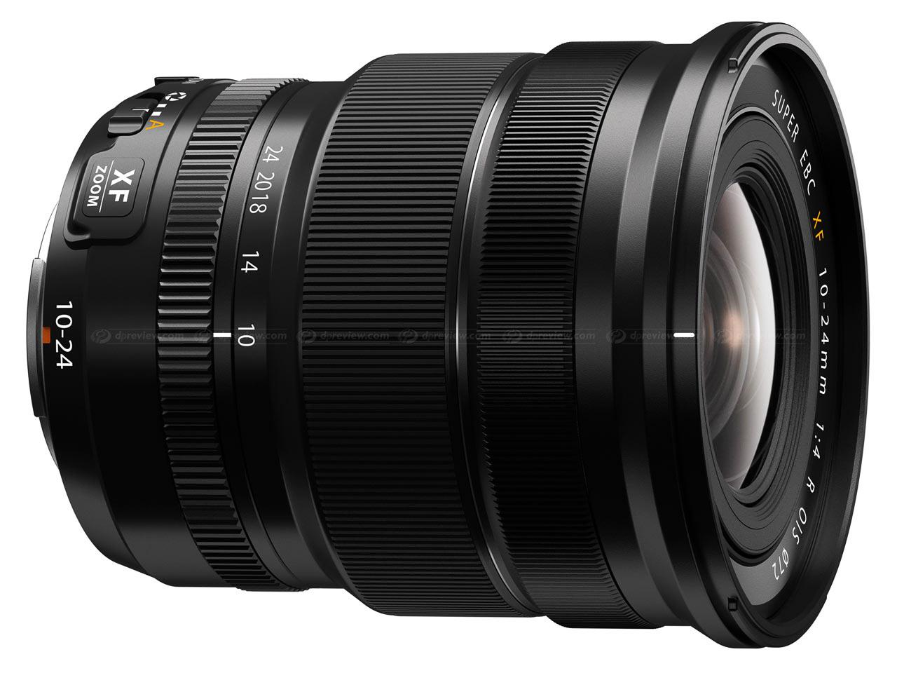 Fuji 10-24mm f/4 OIS