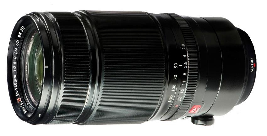 Fuji 50-140mm f/2.8 WR OIS
