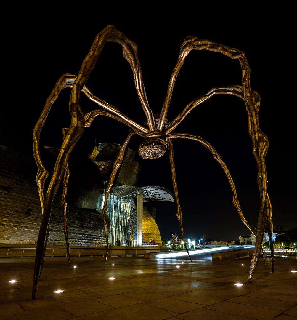 19.5.2017 - Guggenheim Museum, Bilbao