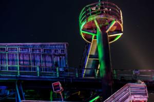 23.9.2017 - Landschaftspark Duisburg, Hochofen