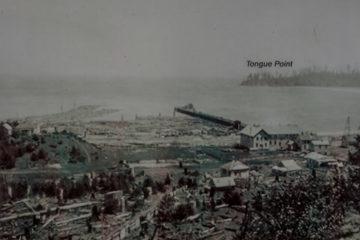 8.8.2017 - Salt Creek Recreation Area, Tongue Point vor 150 Jahren