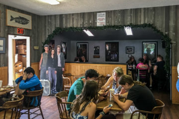 9.8.2017 - Twilight Cafe, La Push Rd @ Mora Rd