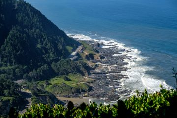 16.8.2017 - Cape Perpetua Overlook