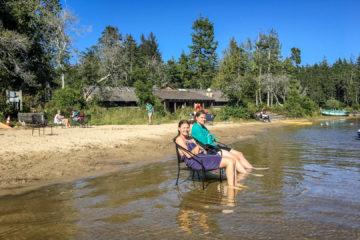 16.8.2017 - Jessie M Honeyman SP, Lake Cleawox