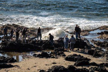 15.8.2017 - Cape Perpetua, Cooks Chasm
