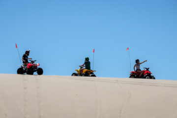 16.8.2017 - Oregon Sand Dunes, Dune Buggies