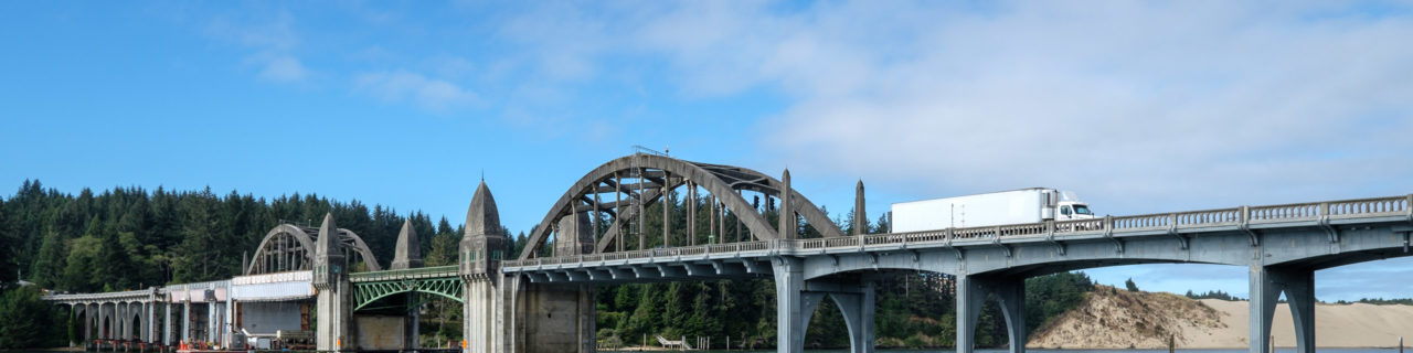 17.8.2017 - Yaquina Bay Bridge, Florence