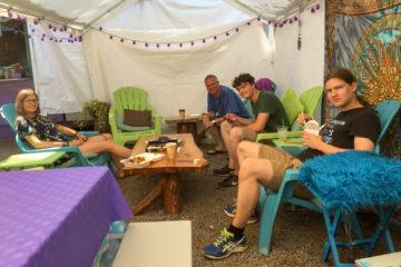 17.8.2017 - Indigo Cafe, #126 bei Blue River