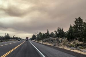 18.8.2017 - Waldbrände, #20 bei Sisters
