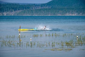 18.8.2017 - Newberry NVM, Spiel&Spaß im Paulina Lake