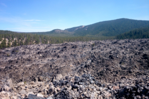 19.8.2017 - Newberry NVM, Big Obsidian Flow