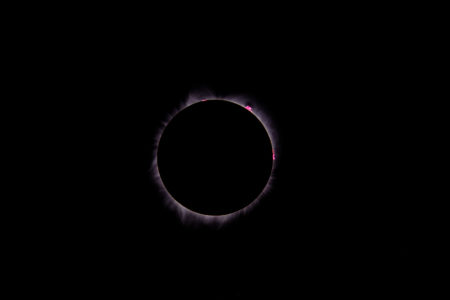 21.8.2017 - Eclipse in Madras. 10:20:56 - ISO 200, f/8, 1/250 sec, 560mm (x1,5)