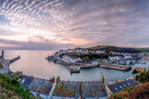 2.11.2017 - Workshop Carla Regler - Porthleven Harbor (Stitch of 4, 30s)