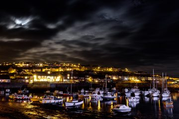 2.11.2017 - Workshop Carla Regler - Porthleven Harbor (30s)