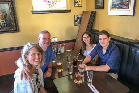 30.7.2017 - Rockfish Grill & Brewery,  Anacortes