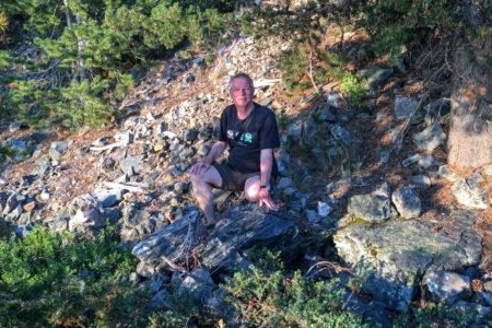 18.8.2017 - Newberry NVM, Paulina Lake Trail