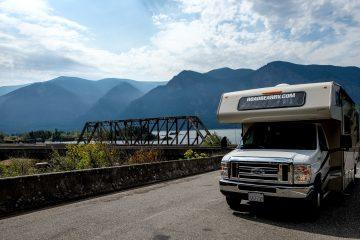 23.8.2017 - Scenic Highway 14, Abzweig der FR 30 zum Mt.St.Helens