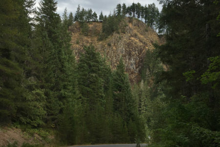 23.8.2017 - FR 30 am Eagle Cliff