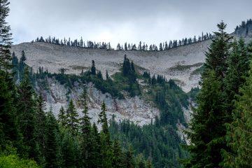 24.8.2017 - Mt.Rainier NP, Inspiration Point
