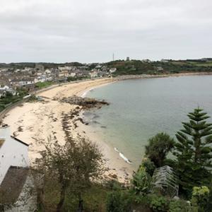 Cornwall 2017 - Wanderung aus St- Mary's
