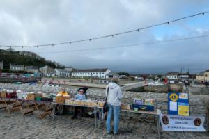 18.10.2017 - Büchermarkt am Hafen, Porthleven