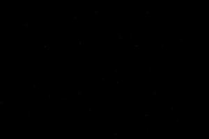 27.7.2018: Mondfinsternis, 23:15, Mond und Mars. Bereits aus dem Kernschatten