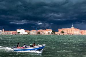 13.8.2018 - Gewitter in Venedig