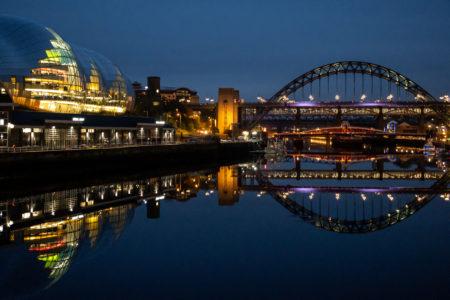 2.11.2018 - Tyne Bridges, Newcastle