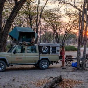 Afrika 2019 – Camping