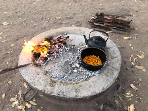 8.9.2019 - Khwai Camping Site, #1