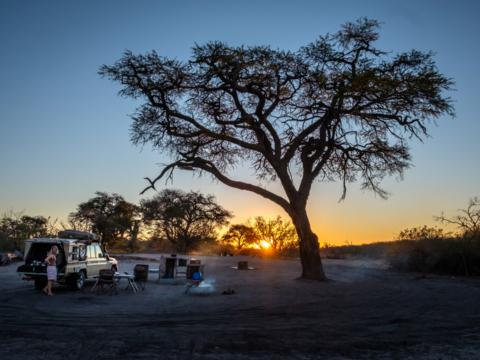 9.9.2019 - Savuti Camp, #1