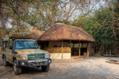15.9.2019 - Livingstone's Camp, #1