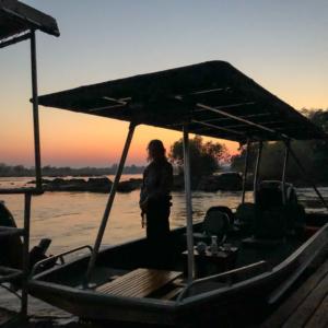 Afrika 2019 – Riverdance Lodge, Sunrise Tour