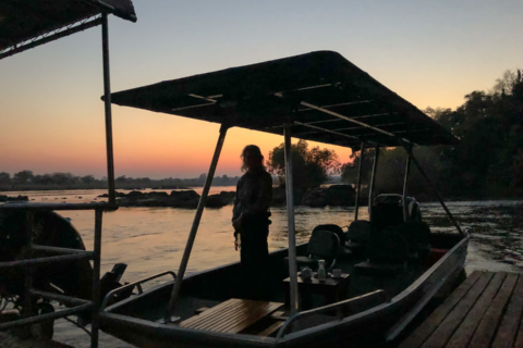 18.9.2019 - RiverDance, Sunrise Boat Tour