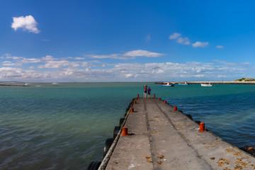 30.10. Struisbaai - der kleine Hafen
