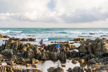 30.10. Cape Agulhas, der südlichste Punkt