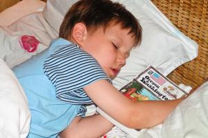 2004: Luis träumt vom USA-Urlaub ;-))