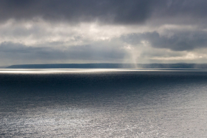 10.8.2009 - Mounts Bay, Beacon Crag, Porthleven
