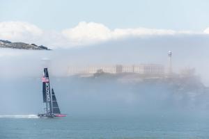 25./27.6.2013 San Francisco - America Cup Boote