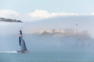 25./27.6.2013 San Francisco - America Cup Boote