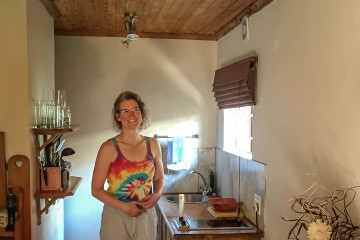 16./17.7. Kasane Self Catering