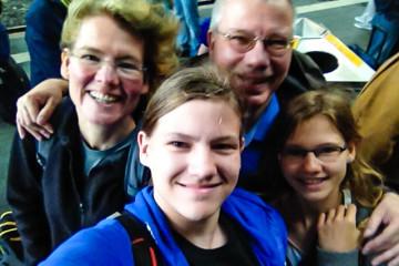 8.7. Selfie in Aachen