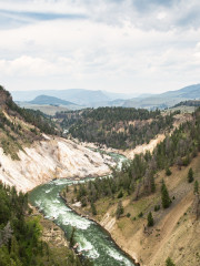 18.7. Tower/Roosevelt Area - Yellowstone Canyon