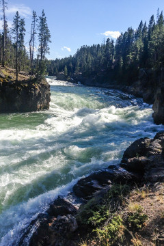 20.7. Upper Yellowstone Falls
