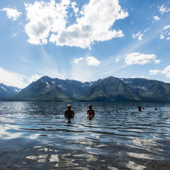 22.7. Colter Bay - Jackson Lake