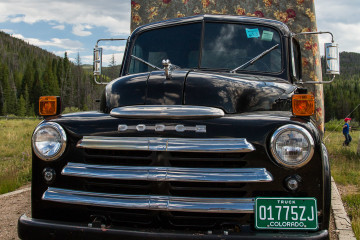 2.8. State Forest SP, Dodge Camper 1948