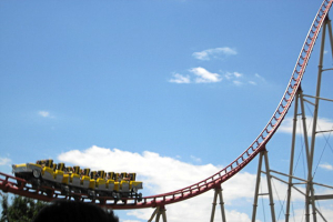 Rollercoaster des New York New York