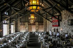 Grand Canyon: North Rim Lodge Dining Room