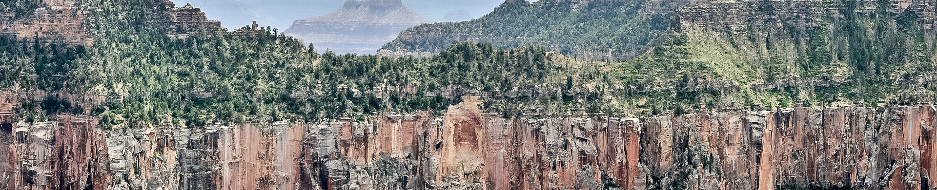 Grand Canyon: Roaring Springs Canyon