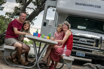 Great Sand Dunes: ein toller Campground